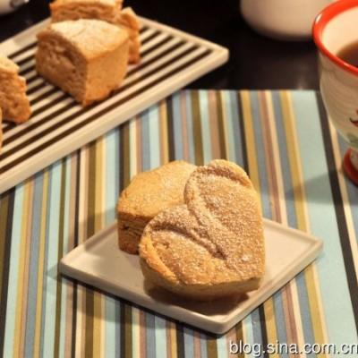 圣诞节保留糕点:曾祖母的苏格兰油酥饼GrandmaThomasShortbread
