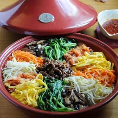 全家分享更有意思---讲究五色调和的韩式拌饭