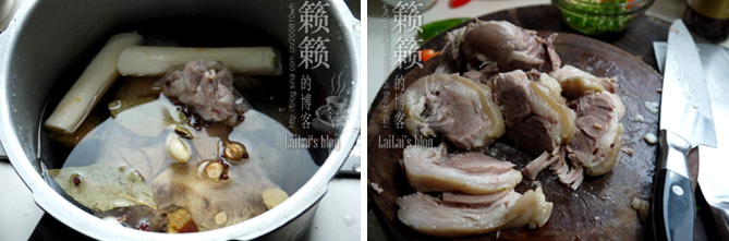 肘子兩吃,豬肘子怎樣吃解饞又不長肉?