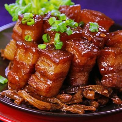 末日之时必须要有的暖身硬菜——干豆角烧肉