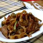 【扁豆燜面】用中國人的方式過洋節!(39道中式家常面食)