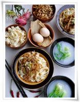 【扁豆焖面】用中国人的方式过洋节!(39道中式家常面食)