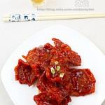 百年历史的东北年菜--锅包肉