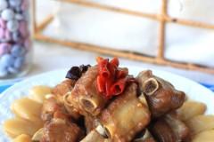 年糕炖排骨——将排骨打造成餐桌上的年夜菜