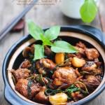 【三杯鸡】分步详解最热门的台湾名菜