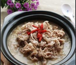 大寒节气里的暖身开胃煲——酸菜汆羊肉