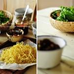 《碎米芽菜肉臊面》