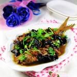 鲜香味美的干烧平鱼