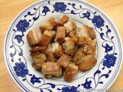 广式脆皮烧肉——皮脆肉嫩,唇齿留香