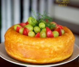 萨伐仑蛋糕模糊了蛋糕和面包的界限savarin