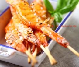 传统菜品烤箱做·盐焗虾