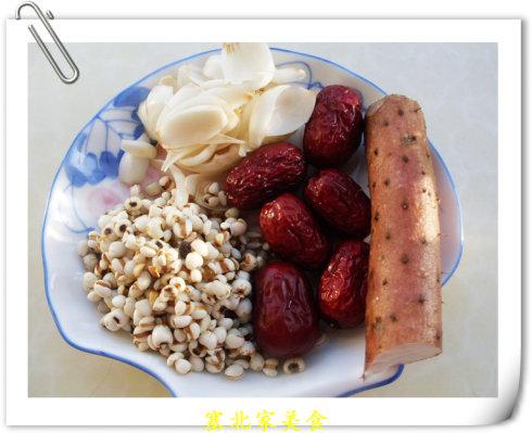 缓解干眼症的食疗粥——百合红枣粥