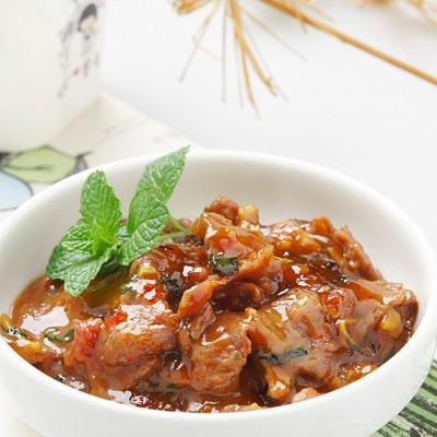 任何人都能做出滑嫩的美味牛肉——甜辣酱牛肉