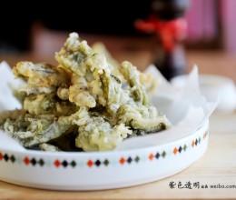 老北京家常时令金贵菜----炸香椿鱼儿(香椿食用有方)