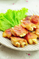 唤醒味觉的重口菜『干煸蘑菇』