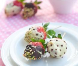 【草莓棒棒糖】做孩子心目中的大厨