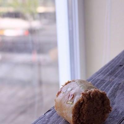 天然酵种黑麦肉松面包卷-融会贯通