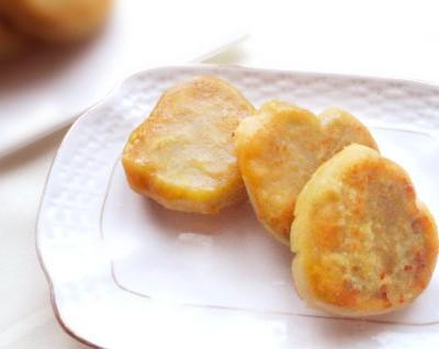 早春的油麦菜小饼