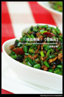 東北干菜超級下飯吃法【蘿卜干炒雞肫】