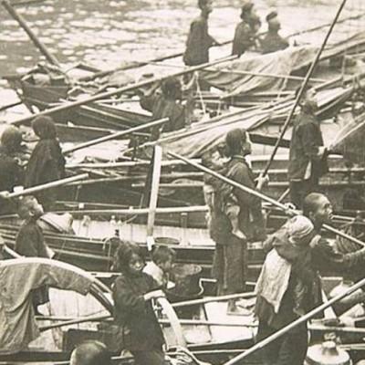从小渔村成长起来的海派食文化