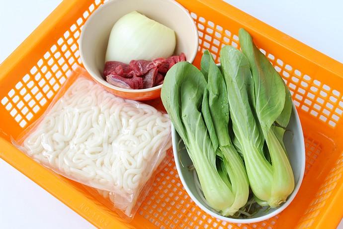 日式乌冬面的经典吃法【牛肉炒乌冬】