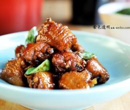 【铸铁锅菜谱34】大名鼎鼎的台湾菜代表----台式三杯鸡