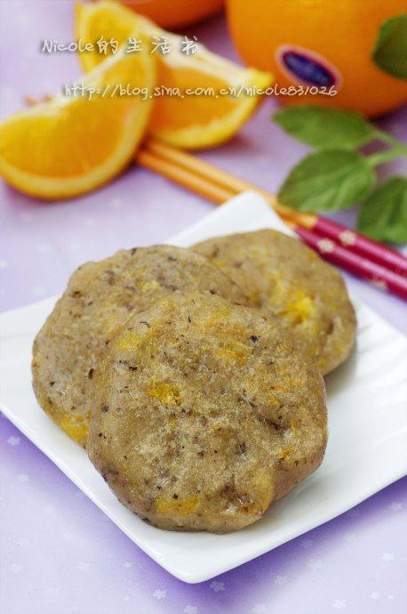 #高考神菜#为考生提神减压的营养早餐:南瓜圆子红豆汤