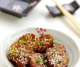 #高考神菜#保证考生优质蛋白的摄入:比肉香的烧汁素鸡