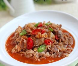最容易实现的家常版贵州味道酸汤金菇肥牛