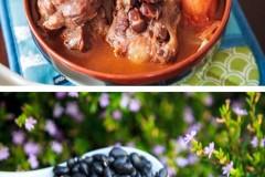 《黑豆牛尾汤》#高考神菜#滋补强身,增强记忆力