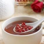 专门针对湿寒体质的养生甜汤红豆薏米糖水