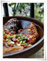 蚕豆米煮江鲶,荆楚风味传统鱼肴!