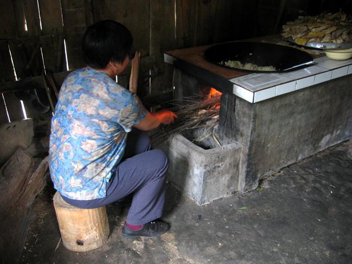 竹笋饭,飘洒着妈妈的味道