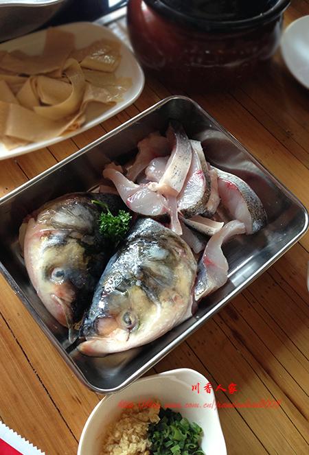 麻辣滑嫩,吃不够的四川鱼头火锅----沈阳川香人家
