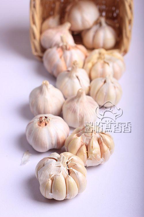 夏季吃蒜胜补药-----蒜蓉豇豆