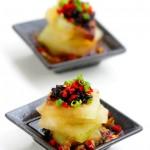 #美食感恩季#夏季帮父母消暑降压的良方:豉香煎蒸冬瓜
