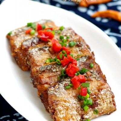 #美食感恩季#复制妈妈的味道:从小爱吃的红烧带鱼