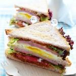营养早餐不凑合『早餐三明治』