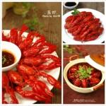 小龙虾的三种精彩做法:蒸虾VS麻小VS白灼小龙虾