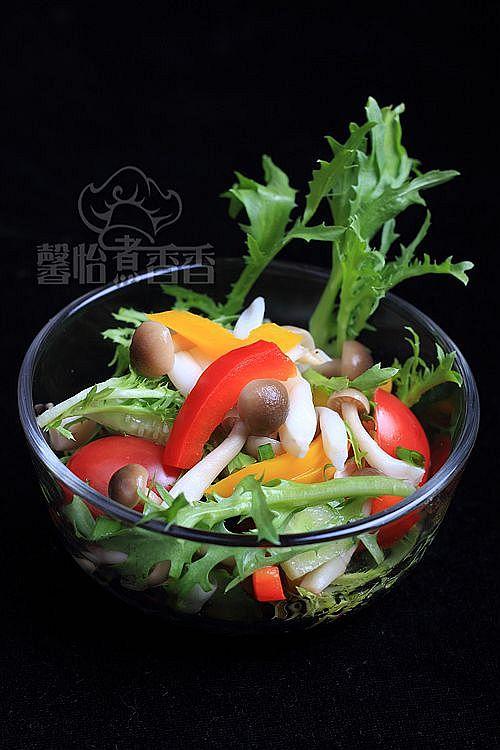 """吃蔬果要""""好色""""---最爽口的大拌菜"""