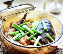 绝世美味馋嘴鱼『生焗鱼头』
