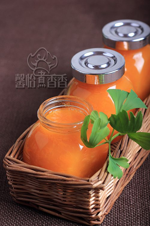 打造纯手工天然果酱----酸甜可口的杏子酱的做法