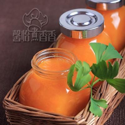 打造纯手工天然果酱----酸甜可口的杏子酱