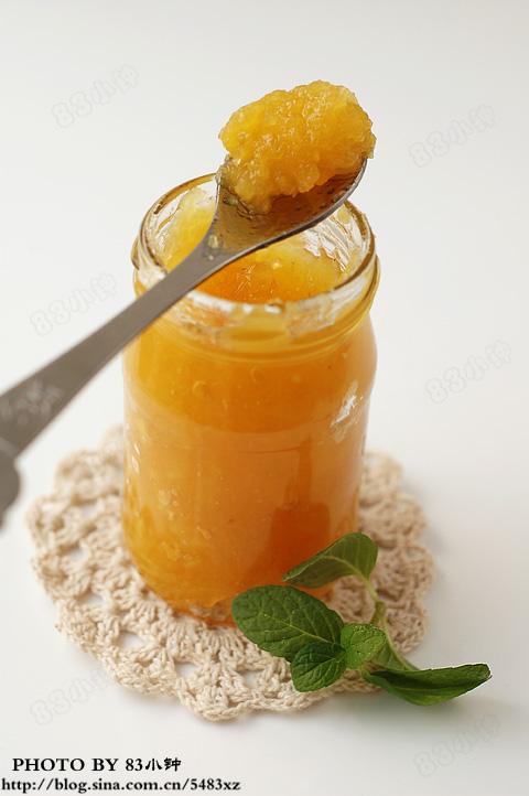 自制手工果酱的不败秘决【菠萝果酱】的做法