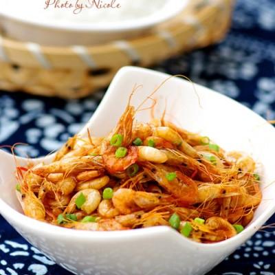 #美食感恩季#老爸最爱的下酒菜:酱油河虾
