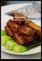 傳承3代人的美味牛腩料理【媽媽牛腩】