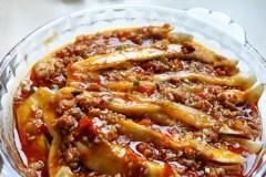 【蒜泥肉末茄子】夏日佳蔬,家常茄子的12种懒人吃法