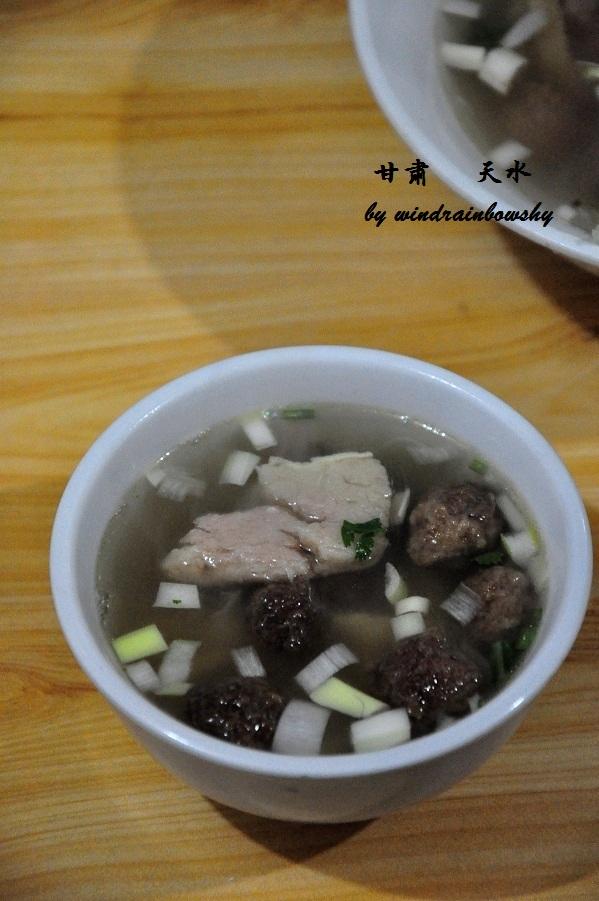【甘肃天水】独具特色的天水美食