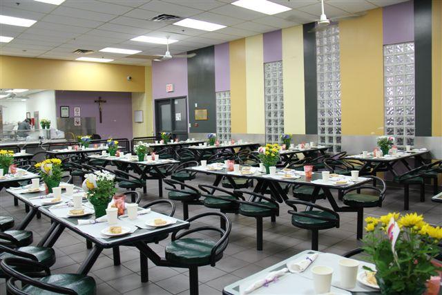探访多伦多最大的免费慈善餐厅-GoodShepherdCenter