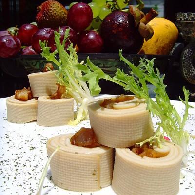 签菜是南宋庖厨最爱表现的烹饪技法